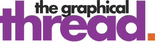 The Graphical Thread logo (black-purple)