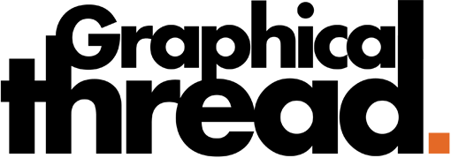 The Graphical Thread logo (black-black)